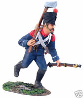 French Inf. Voltigeur Charging with Axe Britains #36032