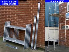 DIY Échafaudage Tour & Cartes 5,2m (10.2cmx10.2cm x 518cm WH) acier galvanisé
