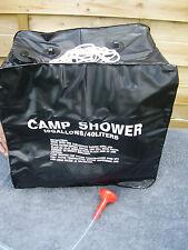 Ducha solar ducha de camping exterior ducha 40l ducha solar campamento shower nuevo