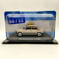 IXO Fiat Super Europa 1.5 1983 1/43 Diecast Models Limited Edition Collection