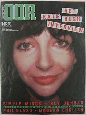 KATE BUSH Magazine OOR Dutch Cover + Article 1982
