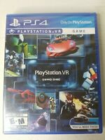 PlayStation VR Demo Disc (PlayStation 4 PS4) New Factory Sealed