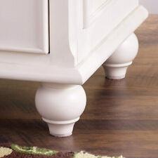 48 Stück runde Möbel-Filzgleiter für harte Oberflächen
