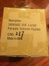 3A THREEA Ashley Wood 1/6 WWR PARADE LARGE AUTUMN APPLES  BLACK & CLEAR SEALED