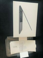 New listing Apple MacBook Pro Box 13� Model A2159 Space Gray 256Gb (Empty Box Only)