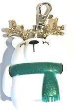 Bath & Body Works POLAR BEAR Reindeer Pocketbac Hand Holder Sleeve