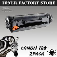 2PK Canon128 128 Toner For Canon L100 L190 D530 MF4412 MF4450 MF4550 MF4570dn