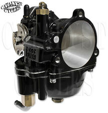 Black S&S Super E Carburetor for Harley Big Twin & Sportster S&S Shorty Carb