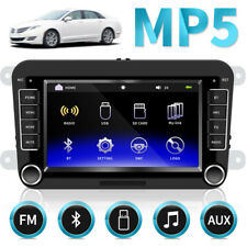 "2Din 7"" estéreo Autoradio MP5 Player Bluetooth MP5 FM para VW Golf Polo Caddy"