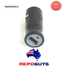 TomTom USB Car Charger Head Input 12/24 Output 5V Go/Live/Via/One 100% Genuine