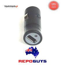 TomTom USB Car Charger Head Input 12/24 Output 5V Go/Live/Via/One 100% Genuine