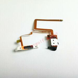 Black headphone audio jack flex hold switch fr ipod 5th gen video 30GB Grade A+