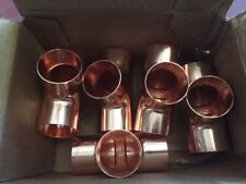 "Box of 5 - NIBCO  WROT 2"" x 2"" x 2"" Copper Tee Pressure Fittings - Part # 39R499"