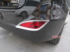 New Chrome Rear Fog light cover trim for Hyundai ix35 Tucson 2010 2011 2012