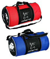 ISLERO GYM Sports kit bag Holdall Duffle hand carry MMA Boxing Weightlifting UFC