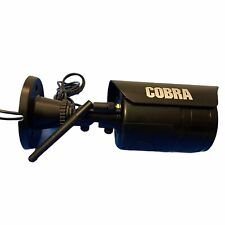 New ListingCobra Wireless Color Surveillance Camera With Night Vision 63843 Fully Tested