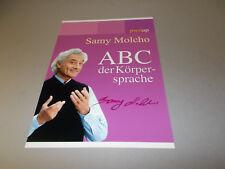 Samy Molcho Pantomime Körpersprache  signed signiert Autogramm auf 20x28 Foto