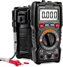 Digital Auto Ranging Ac Dc Multimeter Trms 4000 Counts Ohm Multimeter Cat Iii