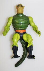 Whiplash mit Rückenpanzer -  Masters of the Universe MOTU 80er Jahre He-Man Figu