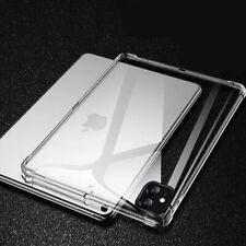 """For iPad Pro 11"""" 2nd Generation 12.9"""" 4th Gen 2020 Soft Rubber Clear Case Cover"""