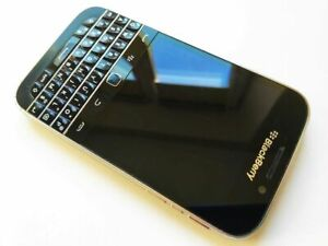 BlackBerry Classic SQC100-4 16GB Black (Unlocked) Smartphone