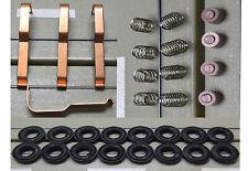 Für Slotcar Racing Modellbahn -- Ersatzteilset für Flachankermotor