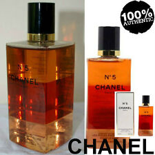 100% AUTHENTIC BEYOND RARE 200ml CHANEL PARIS Nº 5 PARFUMED ESSENTIAL BATH OILS