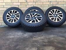 BRIDGESTONE DUELLER Tyre 265 60 R18 Almost