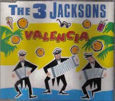The 3 Jacksons-Valencia cd maxi single