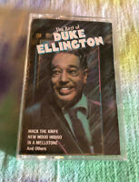 Cassette Tape The Best of DUKE ELLINGTON Signature CBS Special FAT 45257