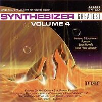 Synthesizer Greatest 4 (1990) Friends of Mr. Cairo, Silk road, One way ou.. [CD]