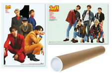 SHINEE [ 1OF1 ] POSTER - 2Posters in Tube[ POSTER ONLY]