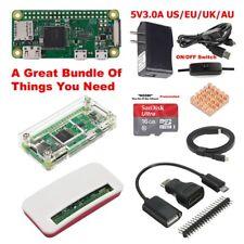 Raspberry Pi Zero W (Wireless) Starter Kit Z001
