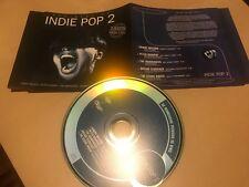 V/A INDIE POP 2 - CD SINGLE SPAIN WANNADIES PETER MURPHY ( BAUHAUS ) STONE ROSES