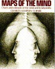 Maps of the Mind: Charts and Concepts of the Mind and its Labyrinths-ExLibrary