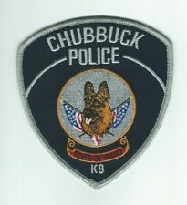 IDAHO - Chubbuck Police K9 patch
