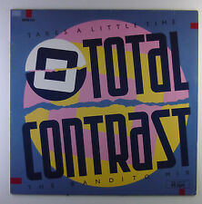"12"" Maxi - Total Contrast - Takes A Little Time (The Bandito Mix) - L5734h"