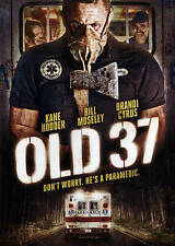 Old 37 (DVD, 2015) (With Slipcover)