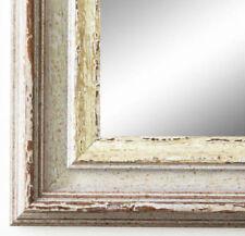 Miroirs traditionnels argentés rectangulaires pour la décoration intérieure