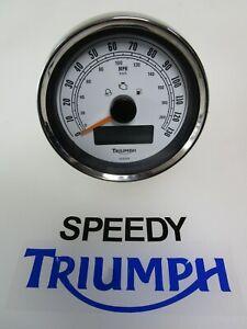 TRIUMPH THRUXTON 900 EFI SPEEDO INSTRUMENT CLOCK  T2503030