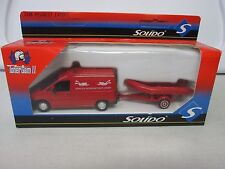 Solido Toner Gam II Peugeot Expert No 3138