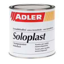(15.71EUR/1l) ADLER Soloplast STQ G100 5l Glänzend Nitro Klarlack Oberflächen