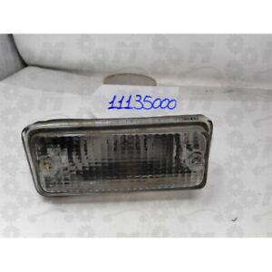 Fanale o Fanalino freccia anteriore sx bianco per Fiat 126 fino al 1987