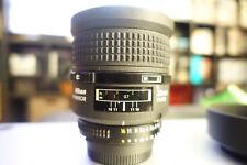 Nikon NIKKOR 28mm f/1.4D Aspherical Lens