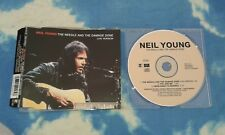 NEIL YOUNG - The Needle And The Damage Done (Live Version) - EUR 1993 CD Single