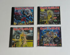 Iron Maiden - Iron Maiden, Killers, The Number Of The Beast, Best Of The Beast