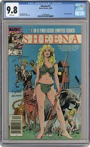 Sheena #1 CGC 9.8 1984 1618386023