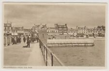 Argyllshire postcard - Helensburgh from the Pier (A457)