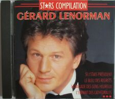 "GÉRARD LENORMAN - RARE CD ""STARS COMPILATION"""