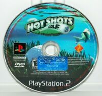 Hot Shots Golf 3 (Sony PlayStation 2, 2003) III PS2 Sports Video Game